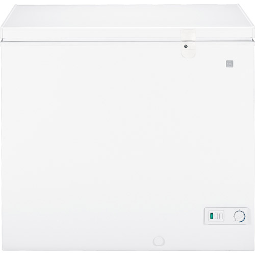 GE 5-cu-ft Chest Freezer, White