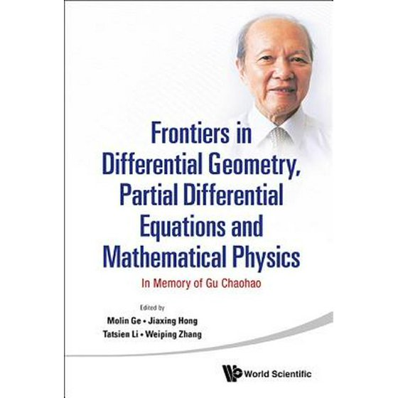 equations of mathematical physics  Frontiers in Differential Geometry, Partial Differential Equations ...