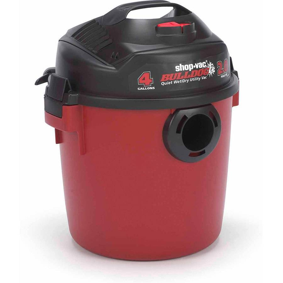 Shop Vac 4-Gallon Wet Dry Vac