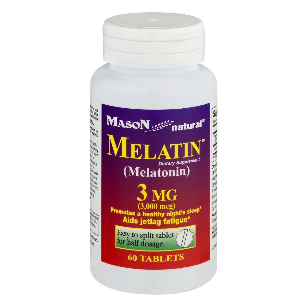 Melatonine 3Mg : Comparatif - Qualité - Bienfaits | Comment faire une cure ?