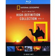 National Geographic Ultimate High Definition Collection, Vol. 2 (Blu-ray) (Widescreen) by NATIONAL GEOGRAPHIC VIDEO