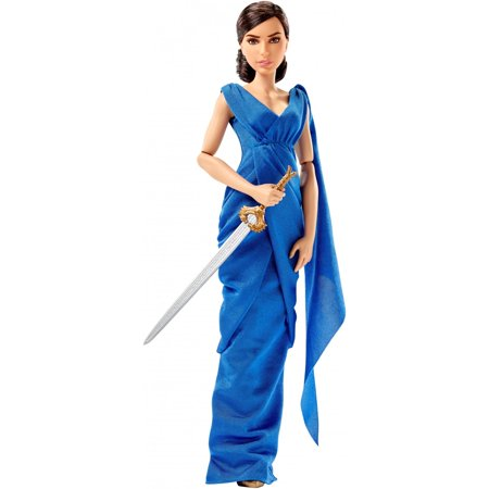 Dc Comics Wonder Woman Diana Prince And Hidden Sword Doll