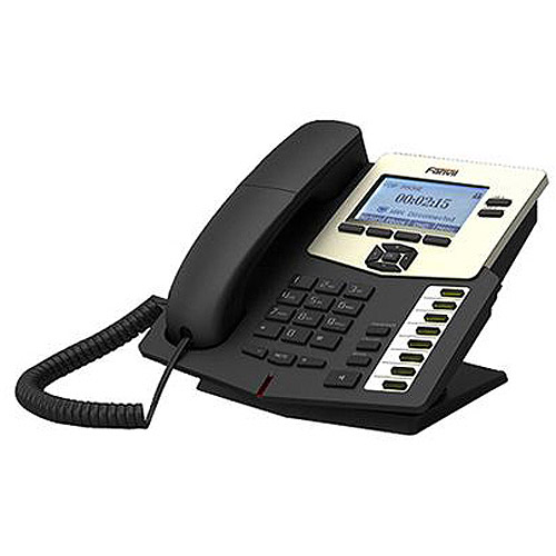 CortelCo Executive IP Phone (2-Line SIP), 8 DSS