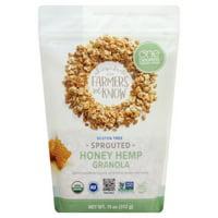 One Degree Organic Foods One Degree Organic Foods  Granola, 11 oz