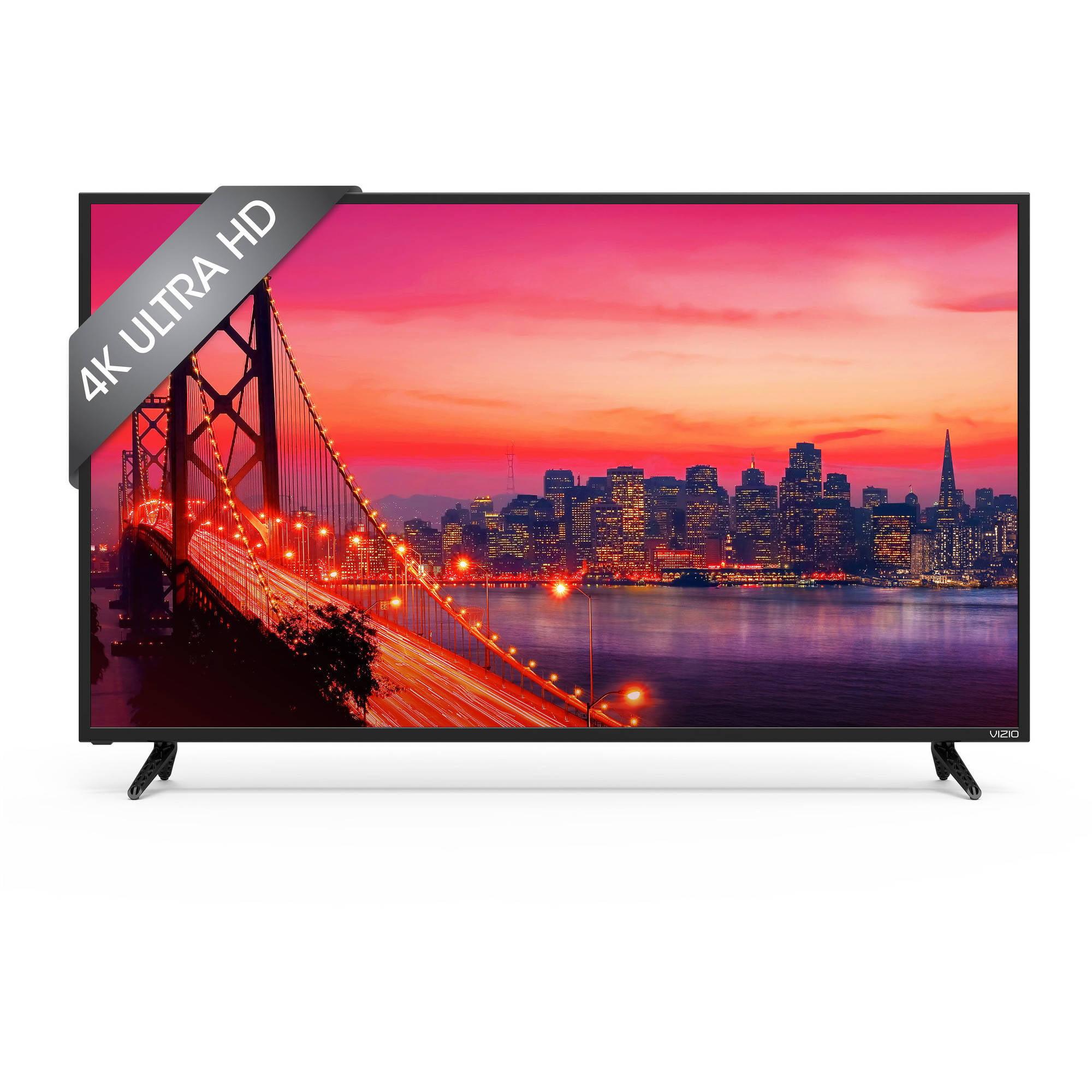 VIZIO SmartCast 4K E-series 50 Class (49.51 diag.) Ultra HDᅡᅠHome Theater Display w/ Chromecast ...