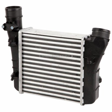 New Intercooler For Audi A4 Quattro & A4 2005 2006 2007 2008 2009 Audi A4 Radiator Replacement