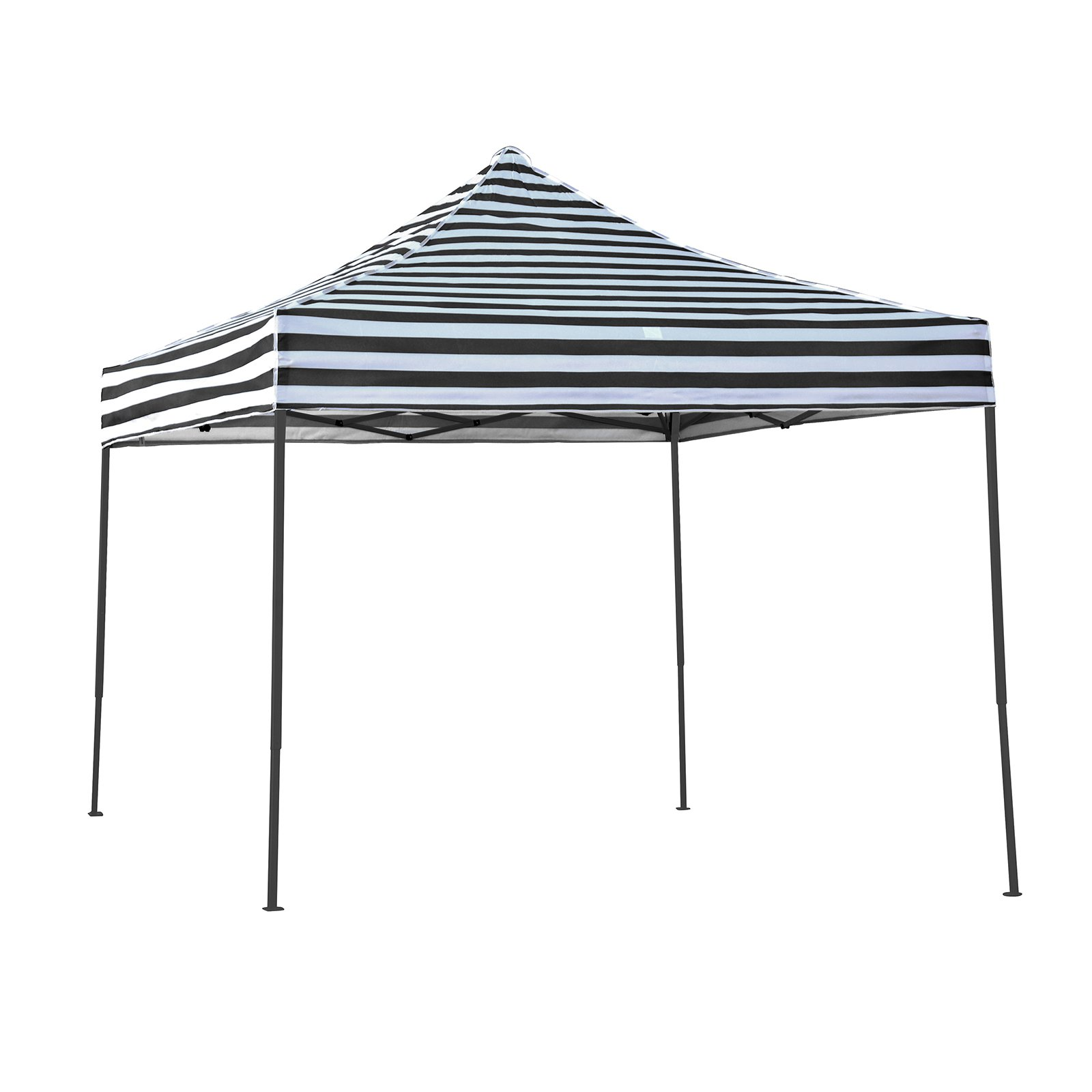 Lightweight And Portable Canopy Tent Set, 10u0027 X 10u0027, By Trademark  Innovations