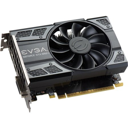 EVGA GeForce GTX 1050 Ti SC GAMING, 4GB GDDR5, DX12 OSD Support (PXOC) (Geforce Gtx 970 Vs Gtx 1050 Ti)