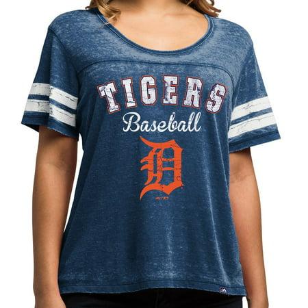 - Detroit Tigers Women's Majestic MLB