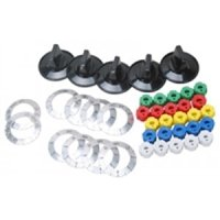 Edgewater Parts KN002 Knob Kit Universal For Electric Range