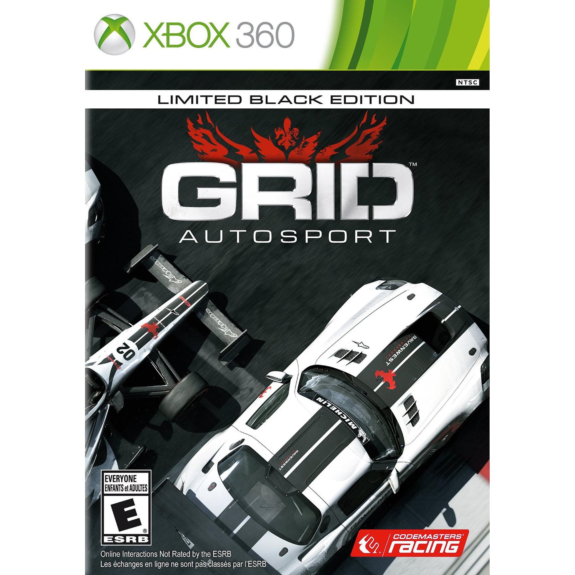 Grid Autosport Black Edition (Xbox 360)