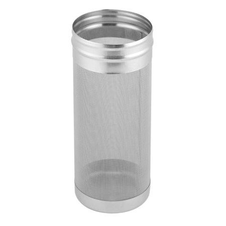 Filtre à bière en acier inoxydable de 300 microns pour trémie sèche de café maison - image 6 de 15
