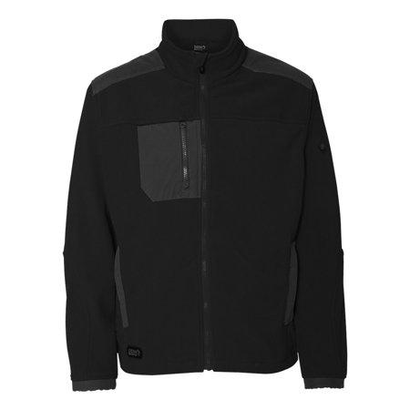 DRI DUCK Quest Microfleece Full-Zip Jacket with Polyester Panels (Quest Vest)
