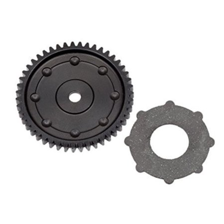 Heavy Duty Spur Gear - HPI RACING 111800 Heavy Duty Spur Gear 47 Tooth 5mm Octane
