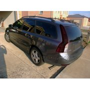 New Volvo V50 Tinted Smoked Taillamps Taillights Overlays Film Protection