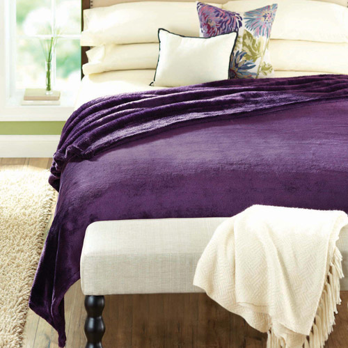 Better Homes and Gardens Cozy Plush Blanket