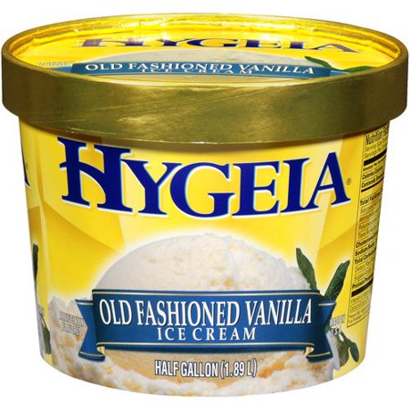 Hygeia: Old Fashioned Vanilla Ice Cream, 12 Gal - Walmart.com