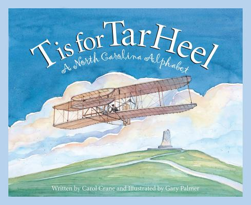 T Is for Tar Heel : A North Car
