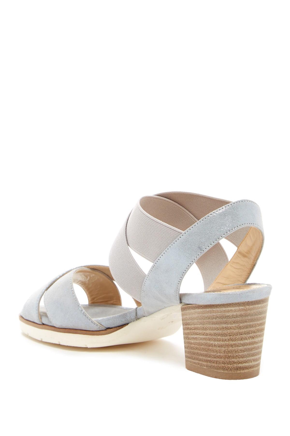 Amalfi by Rangoni Womens Futuro Open Toe Casual Strappy Sandals by Amalfi by Rangoni