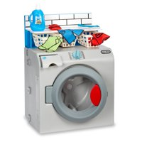 Little Tikes First Washer-Dryer Realistic Pretend Play Appliance for Kids