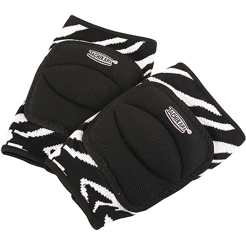 Tachikara Zebra Print Beginner Volleyball Kneepads