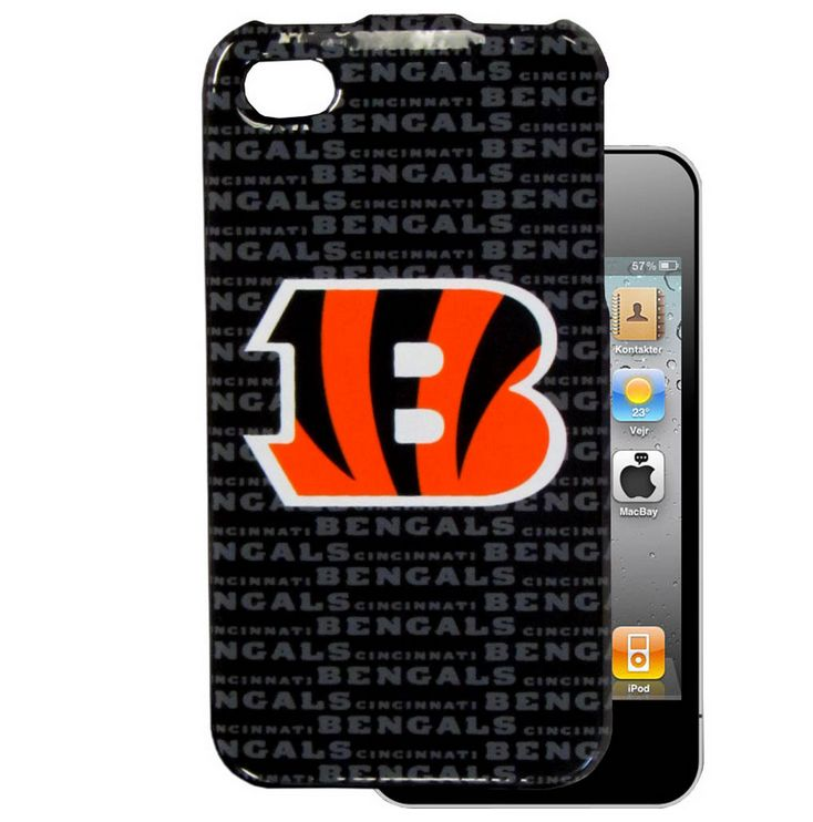 Cincinnati Bengals Iphone 4 & 4s Case