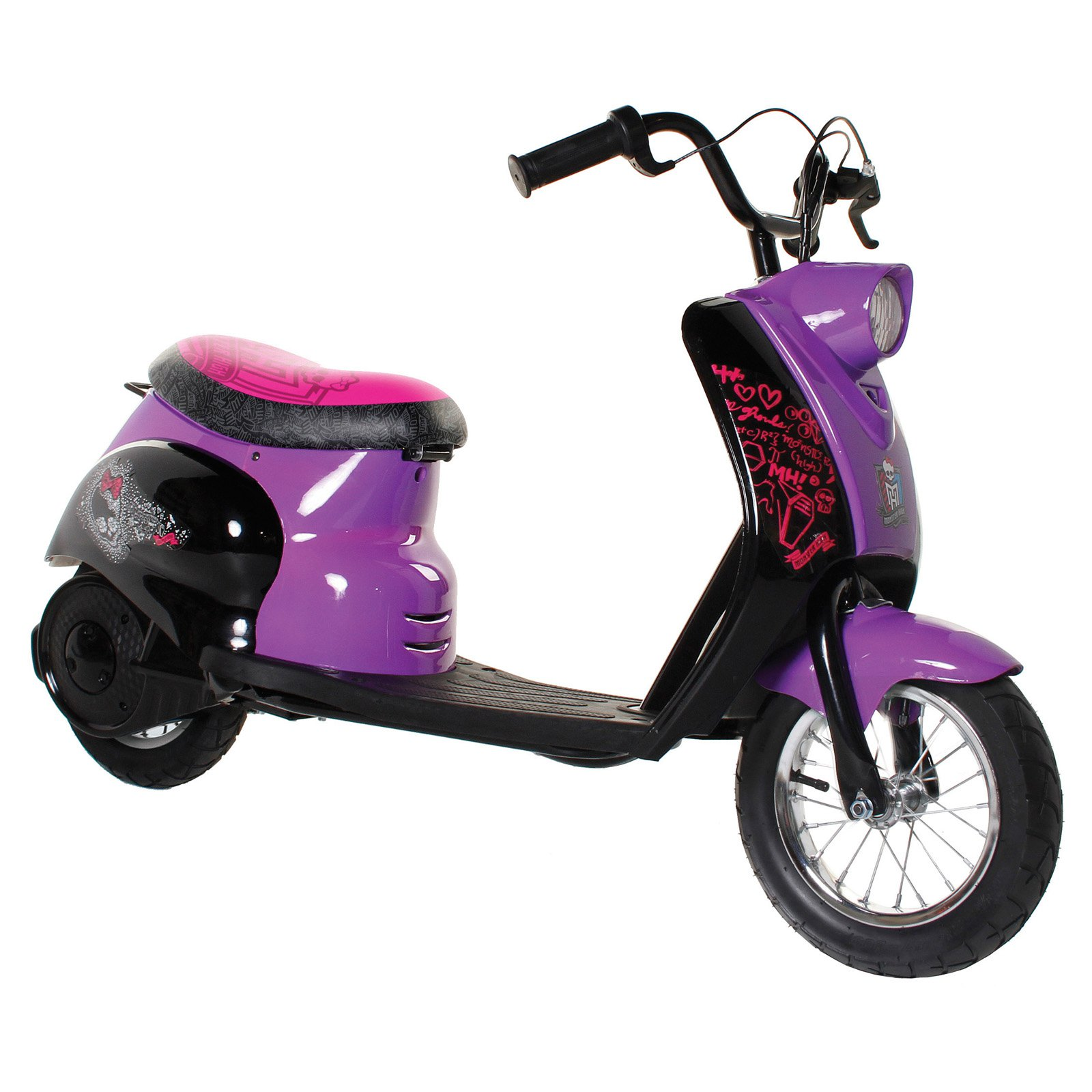 Monster High 24V Motorized City Scooter by Overstock