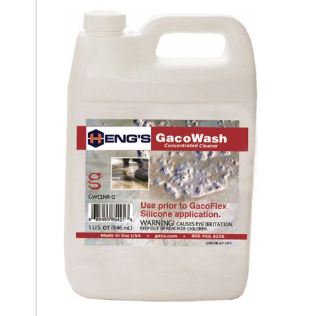 Heng's HGWCLNR-Q Gaco Concentrated Roof Cleaner