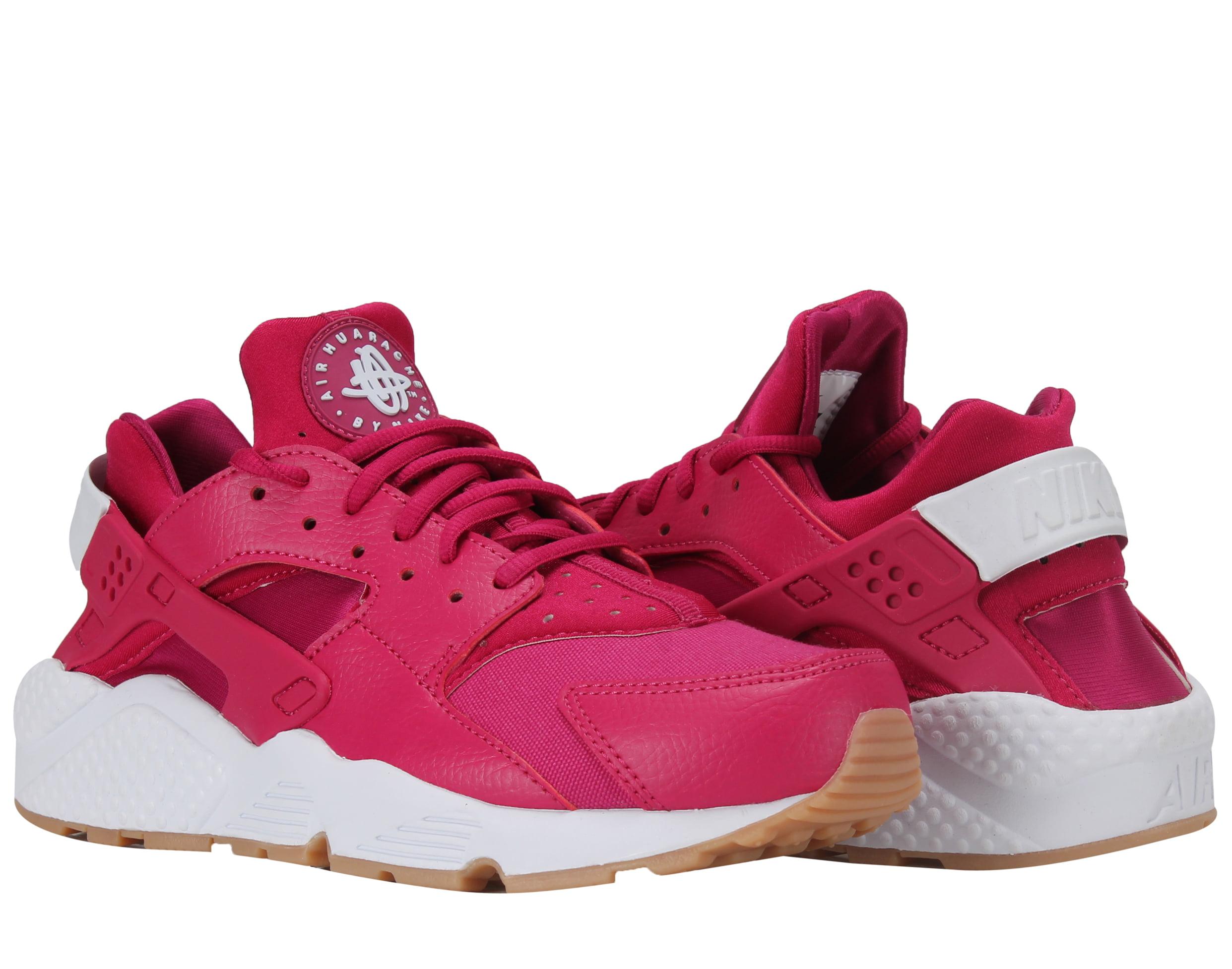 online retailer 998cb dadd2 Nike Air Huarache Run Fuchisia White-Gum Women s Running Shoes 634835-606  by Nike