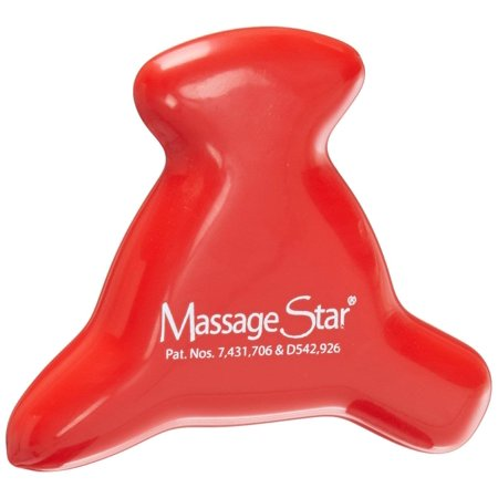 W51087 Massage Star with 3 Applications By Acuforce,USA