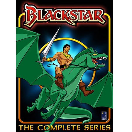 Blackstar: The Complete
