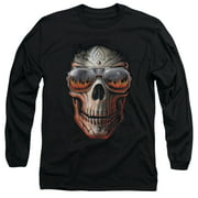 Anne Stokes Hellfire Mens Long Sleeve Shirt