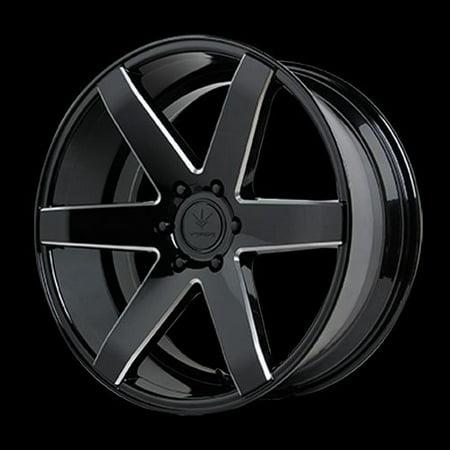 Wheel Replica V24-296331B Wheel Invictus V24  - image 1 de 1