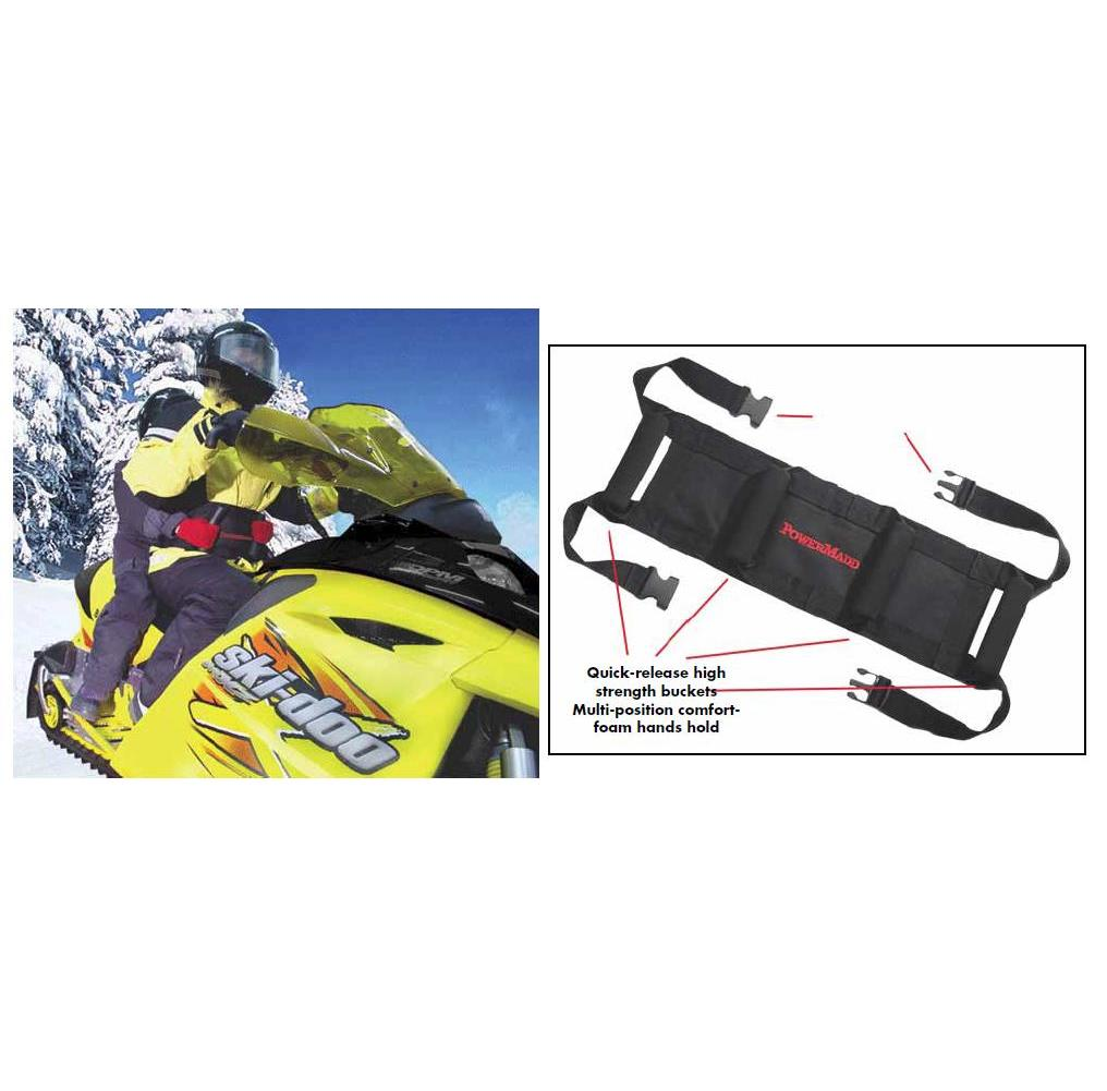 Powermadd 61070 Rider Hold Tight