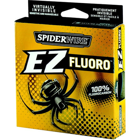 SpiderWire EZ Fluoro Fishing Line, 200 yd Filler