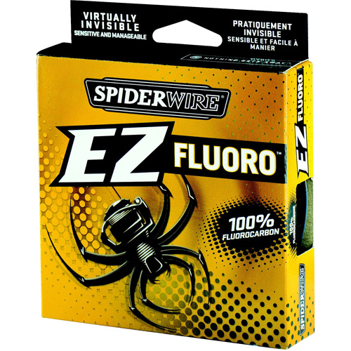 SpiderWire EZ Fluoro Fishing Line, 200 yd Filler Spool