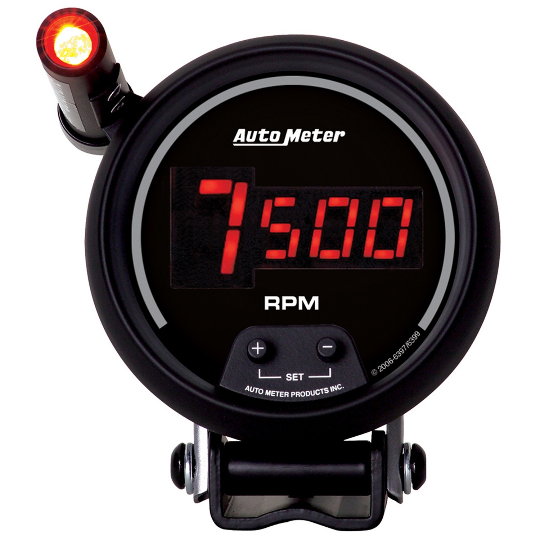 AutoMeter 6399 Sport-Comp Digital Tachometer