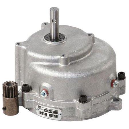 TOLEDO GEARMOTOR M164-48N-FE Speed Reducer, Direct Drive, 48N, 4.81:1