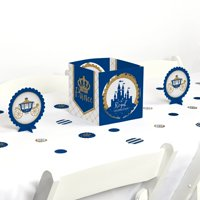 Royal Prince Charming - Baby Shower or Birthday Party Centerpiece & Table Decoration Kit