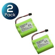 Insten 2x Uniden BT-905 Cordless Phone Rechargeable Battery