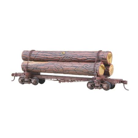 Kadee 102 HO Log Bunk (Skeleton) Kit