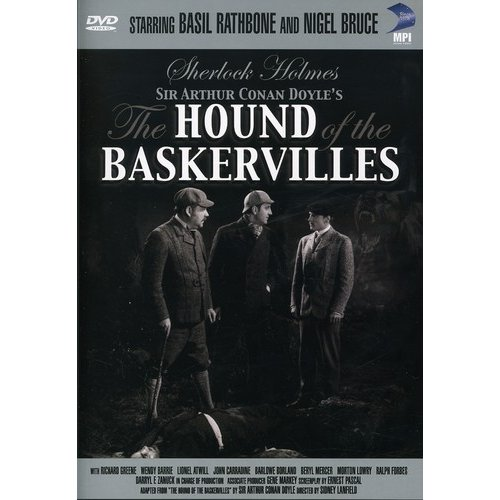 The Hound Of The Baskervilles (Full Frame)