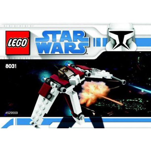 Star Wars The Clone Wars V 19 Torrent Mini Set Lego 8031 Bagged Walmart Com Walmart Com