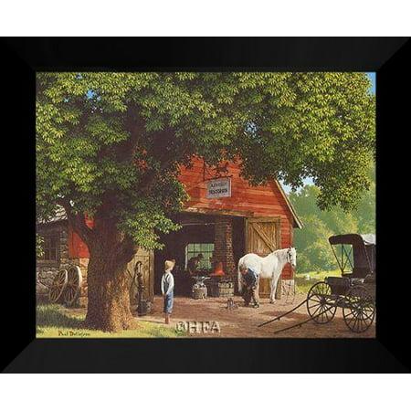 FrameToWall - Paul Detlefsen FRAMED Art 20x24