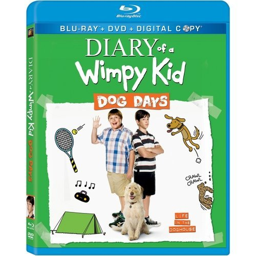 Diary Of A Wimpy Kid: Dog Days (Blu-ray) (With INSTAWATCH) (Widescreen)