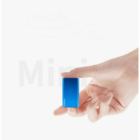 iRecadata Mini Portable External USB 3.0 Solid State Drive SSD 480GB