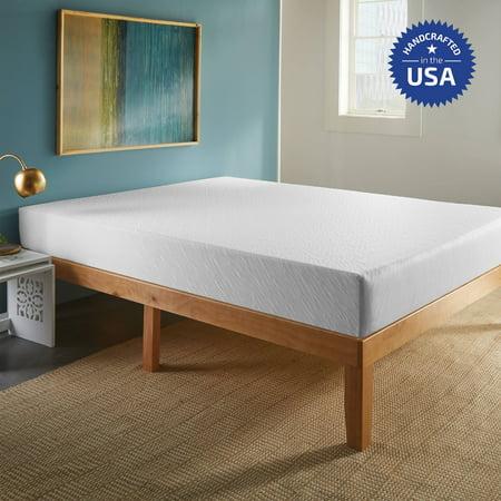 SLEEPINC. 10-inch Memory Foam Mattress Perfect Sleep Temperature