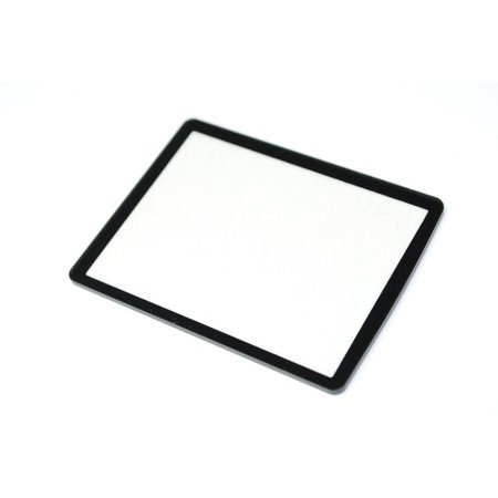 Cannon Printed Glass (Canon EOS 1100D T3 LCD Window outer Glass Screen Display +Tape adhesive )