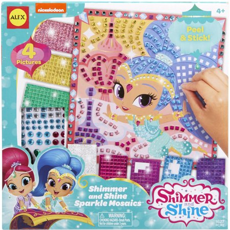 alex toys shimmer and shine mosaics shop your way online shopping earn points on tools. Black Bedroom Furniture Sets. Home Design Ideas
