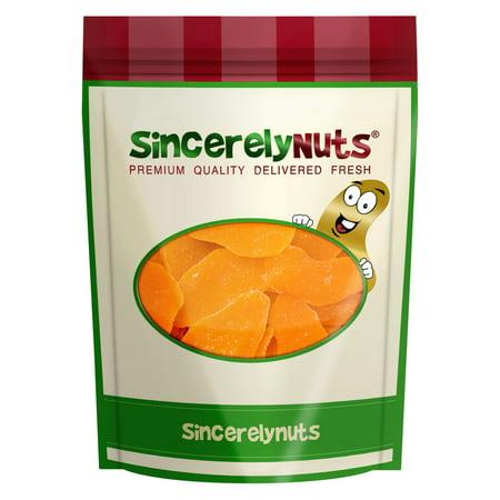 Sincerely Nuts Dried Mango Slices, 5 LB Bag